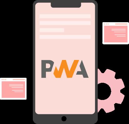 PWA Graphic